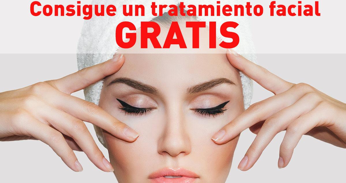 sitio web Español facial
