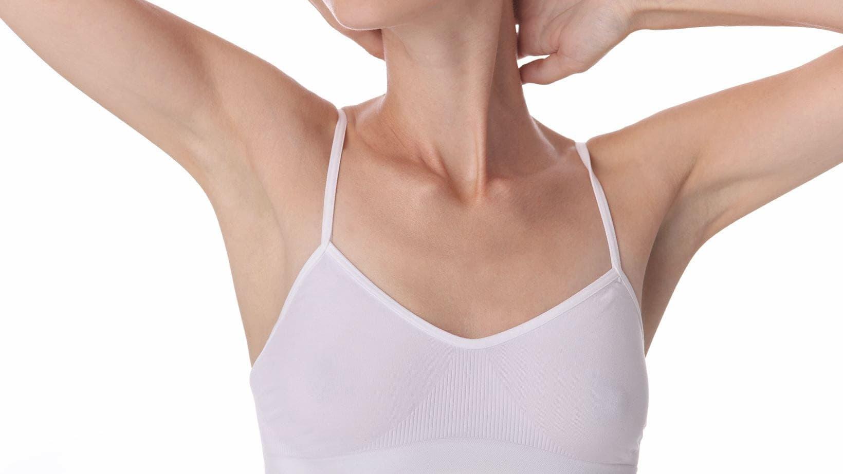 Hiperhidrosis | Sudoración excesiva