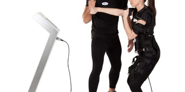 X-Fit EMS electro estimulación muscular