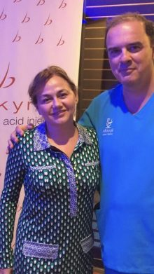 CENSALUD authorized for the new treatment without surgery center jowl with Belkyra