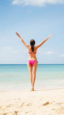 Erholen Sie sich von den Exzessen des Sommers