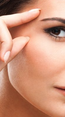 What is facial mesotherapy?