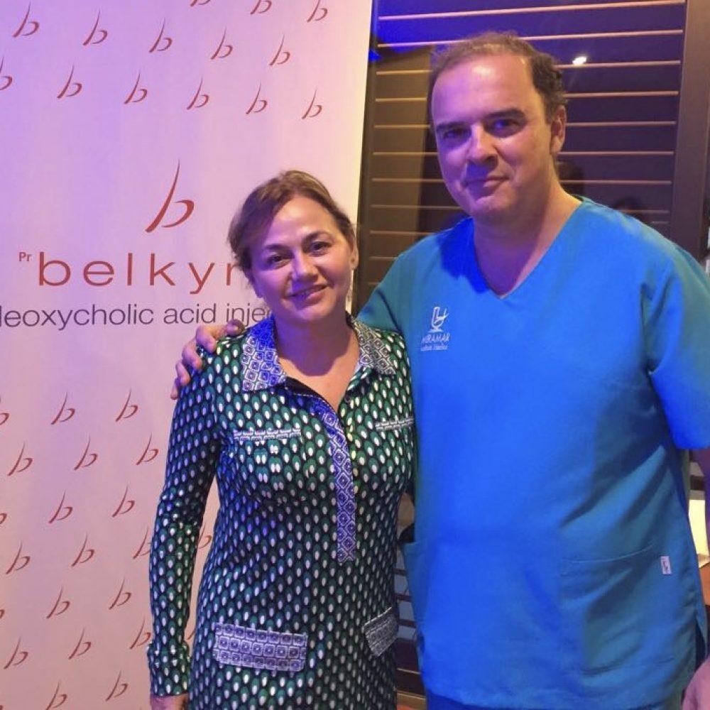 CENSALUD zugelassen für die neue Behandlung ohne Backe Zentrum Chirurgie mit Belkyra