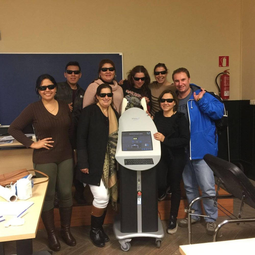 Auszubildende der Universität der Balearen