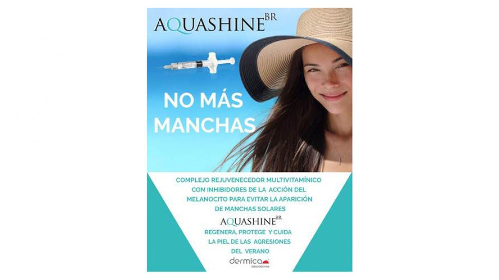 AQUASHINE- Avoid sunspots