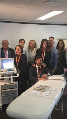 Training de Ultherapy
