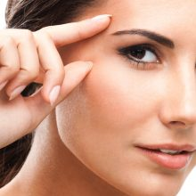 Treatment for the eye bags