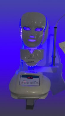 PAN therapy, skin repair
