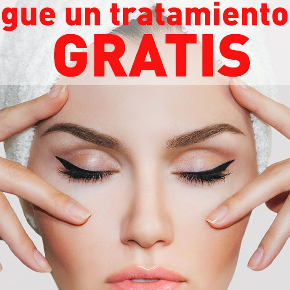 Tratamiento facial de mesoterapia gratis